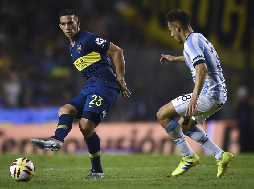 Boca Juniors v Atletico Tucuman - Superliga 2018/19