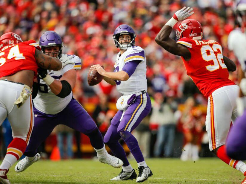 Minnesota Vikings v Kansas City Chiefs