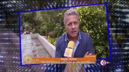 Alexis Ayala regresa a Sólo para mujeres
