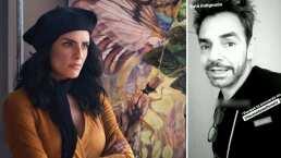 Eugenio Derbez regaña a su hija, Aislinn, por posar desnuda en La Casa de las Flores