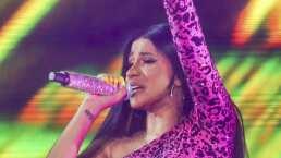 Cardi B canta 'Mesa Que Más Aplauda'