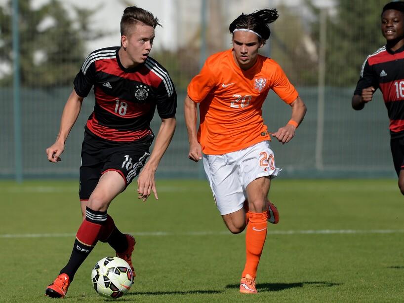 U18 Germany v U18 Netherlands - 4 Nations Tournament