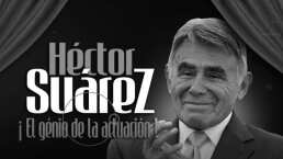 Héctor Suárez: Así fue el ascenso a la fama del primer actor hasta ser una institución en la comedia