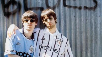 Maradona, Messi y el 'Kun': el verdadero Oasis de los Gallagher | Ellos son los músicos británicos mejor certificados para hablar de futbol y de su amor por el Manchester City.
