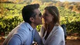 Adrian Uribe grita a los cuatro vientos su amor por su novia Thuany Martins