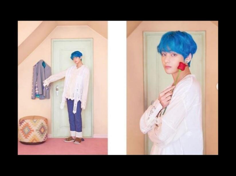 """BTS, fotos de su nuevo álbum, """"Map of the Soul: Persona"""""""