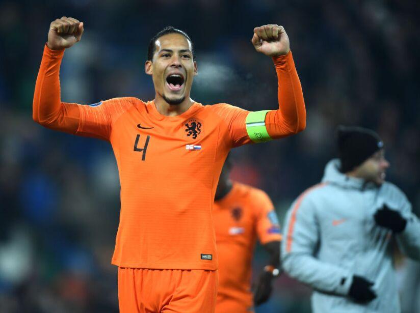 Northern Ireland v Netherlands - UEFA Euro 2020 Qualifier