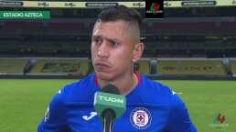 "'Cata' Domínguez ante América: ""Sentí que jugamos mejor que ellos"""