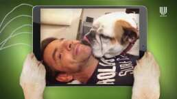 Eugenio Derbez habla de su mascota, Fiona: 'la amo tanto como a mis hijos'