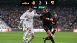 ¡Se vistió de Benzema! Casemiro da la victoria al Madrid sobre Sevilla