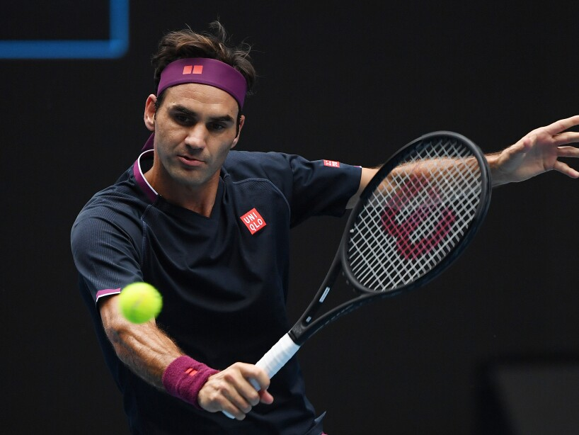 2020 Australian Open - Day 1