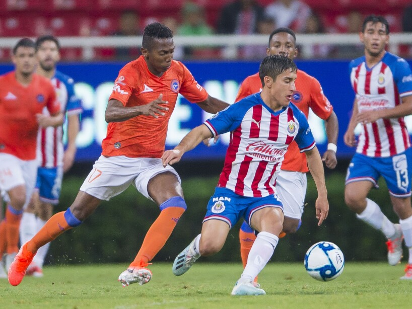 Guadalajara pierde como local en partido de Copa MX
