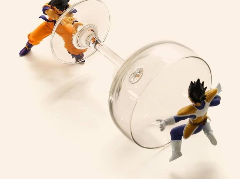 Tatsuya Tanaka Dragon Ball