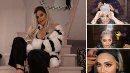 'Ando empelucada': Gomita revela que usará pelucas durante un año y muestra el proceso para ponerlas