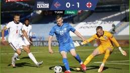 Islandia falla penal y pierda ante Inglaterra