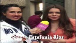 ENTREVISTA: ¡Estefanía Ríos abandona a su bebé!
