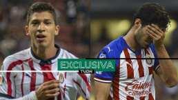 Zaldívar ya habló con Briseño: ¿quién se quedará el 14 de Chivas?