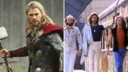 'Thor' le saca brillo a la pista y enamora al mover sus caderas al ritmo de 'Stayin' Alive'