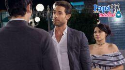 ¡Mauricio se pelea con Lupe por defender a Renée!