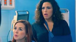 Mónica descubre que Camilo no hizo el amor con ella