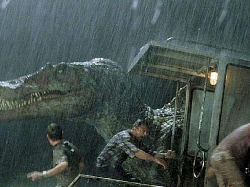 9. A pesar del título de la película, la mayoría de los dinosaurios en el filme no existieron en el período jurásico sino en el período cretácico.
