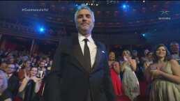Alfonso Cuarón gana 4 premios BAFTA