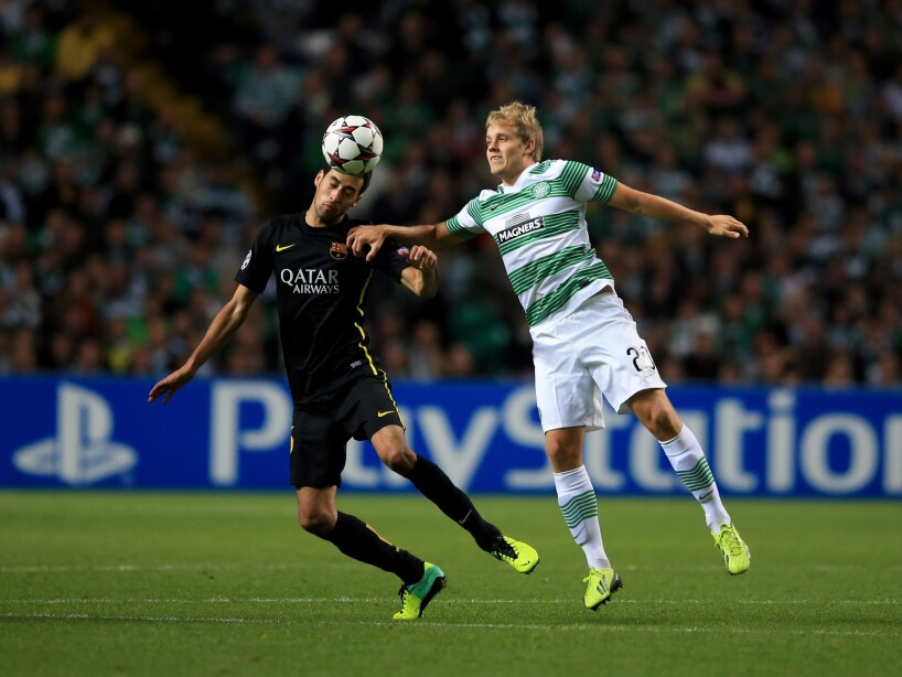 Celtic v FC Barcelona - UEFA Champions League