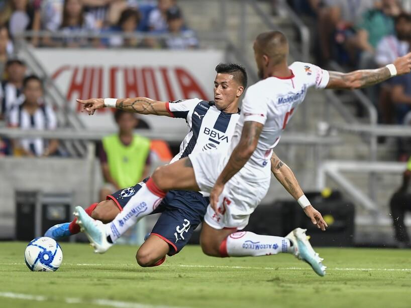 Monterrey v Toluca - Torneo Apertura 2019 Liga MX
