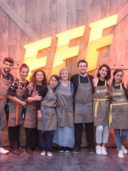 Las cocinas de Familias Frente al Fuego se encendieron por última vez.