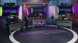 Game Time: Emir Pabón le enseña unos 'pasitos' de baile a Yordi Rosado