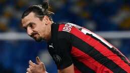 Zlatan sorprende a su entrenador con video en redes sociales