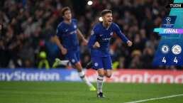 ¡Locura al estilo Chelsea! Los Blues 'reviven' frente al Ajax