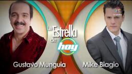 Las estrellas de Hoy: Mike Biagio y Gustavo Munguia
