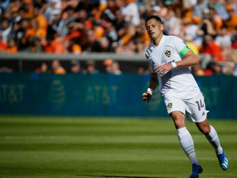 Los Angeles Galaxy v Houston Dynamo