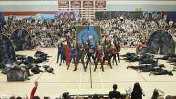 Esta coreografía es tan épica como una batalla de Marvel
