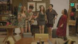Fran se mete con su terapeuta, Chío se pelea con Miranda y Brayan le checa la tubería a Toña