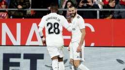 Karim Benzema pidió no pasar el balón a Vinicius