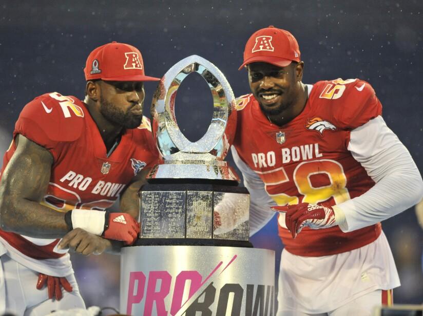 Pro Bowl Football