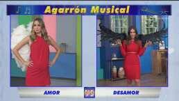 Agarrón musical: Canciones de amor vs. desamor