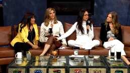 ¡Noche de chicas! Montse y Joe reciben a Vanessa Bauche, Ana Layevska, Margarita 'La Diosa de la Cumbia' y Lorena Herrera
