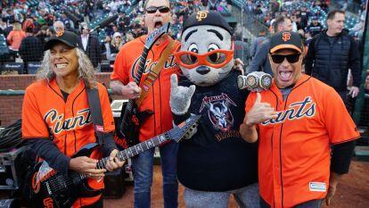 Las mascotas más carismáticas de la MLB   Se han convertido en los personajes consentidos de los aficionados al 'Rey de los Deportes'.   'Lou Seal', la mascota de los San Francisco Giants, es fanática de Metallica.
