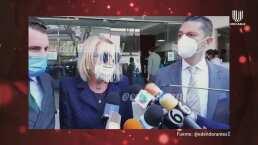 Con Permiso: Laura Bozzo asegura que ya no le interesa hablar de Irina Baeva y Gabriel Soto