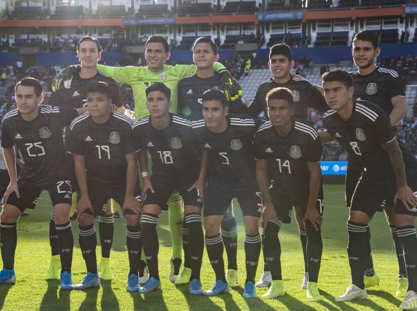 En el Estadio Hidalgo, el conjunto tricolor empata por la mínima diferencia ante la albiceleste.