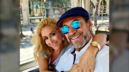 Con 'Preso' de fondo musical, Marco Antonio Solís presume su amor a su esposa Cristy