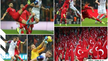 La Selección de Turquía aguantó el 0-0 ante los islandeses y eso le bastó para consumar su clasificación al torneo de selecciones más importantes en el futbol de Europa.
