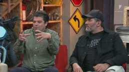 'El Burro' Van Rankin confiesa que le enoja que le digan 'hazme reír' cuando lo reconocen en la calle