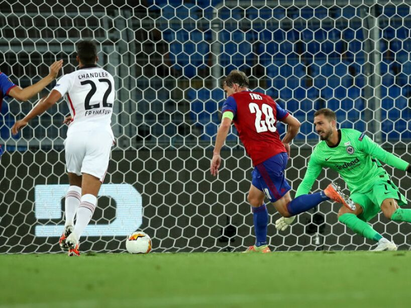 FC Basel v Eintracht Frankfurt - UEFA Europa League Round of 16: Second Leg
