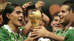 Así fue la noche que México ganó la Copa FIFA Confederaciones