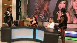 Mesa redonda: Susana Zabaleta y Rebecca de Alba hablan sobre lo maravilloso que es ser mujer