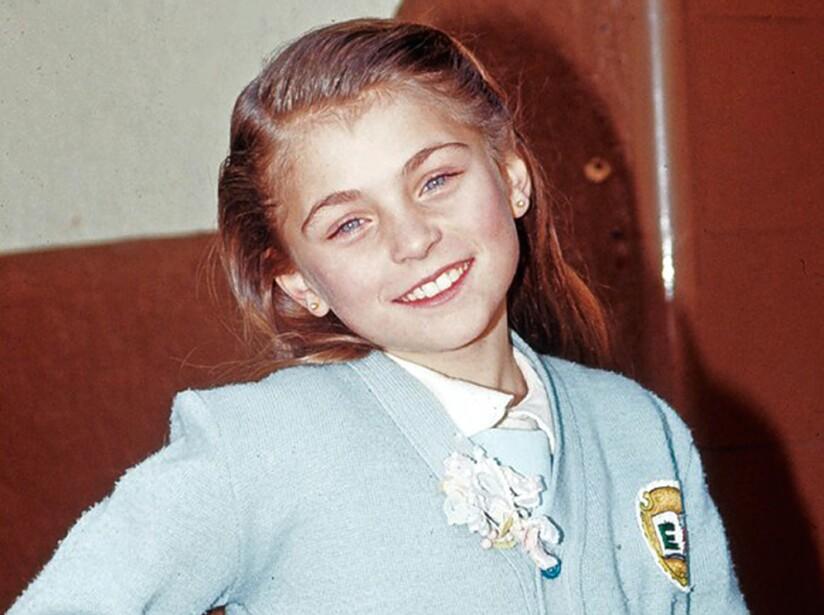 Ludwika Paleta, estrella infantil